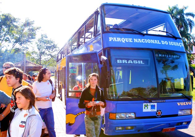 ônibus-Parque-Nacional-do-Iguaçú
