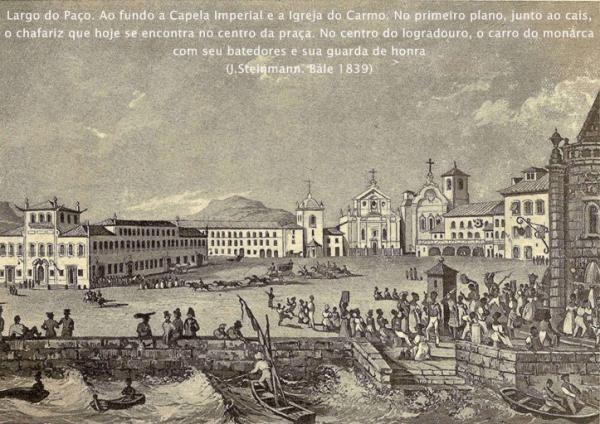 Gravuras Rio antigo 1