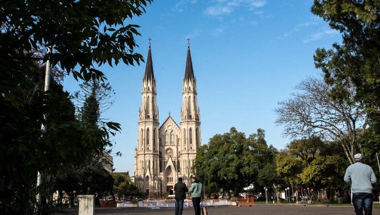 Santa Cruz do Sul. Crédito: Prefeitura Municipal