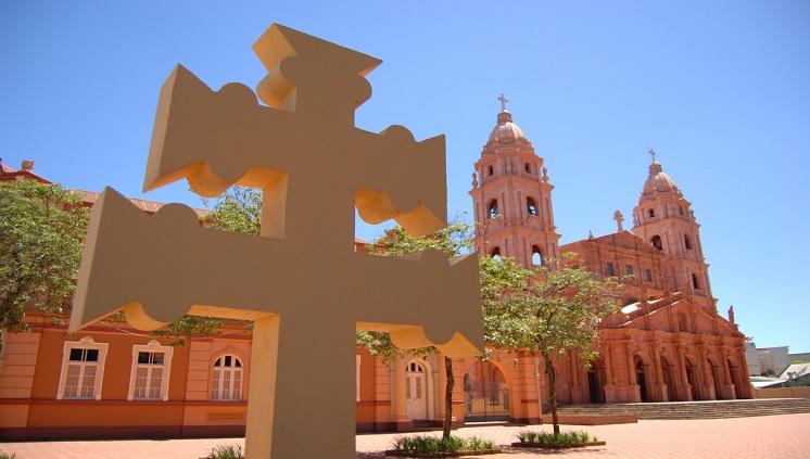 A beleza de Santo Ângelo. Crédito: Prefeitura municipal