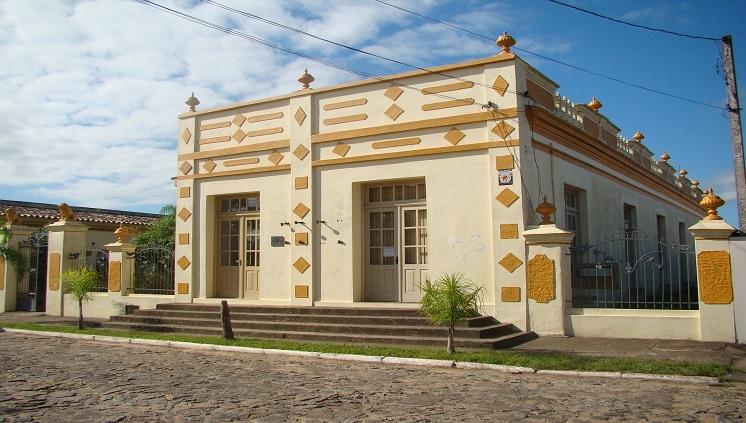 Forte. Foto: Prefeitura de Camaquã