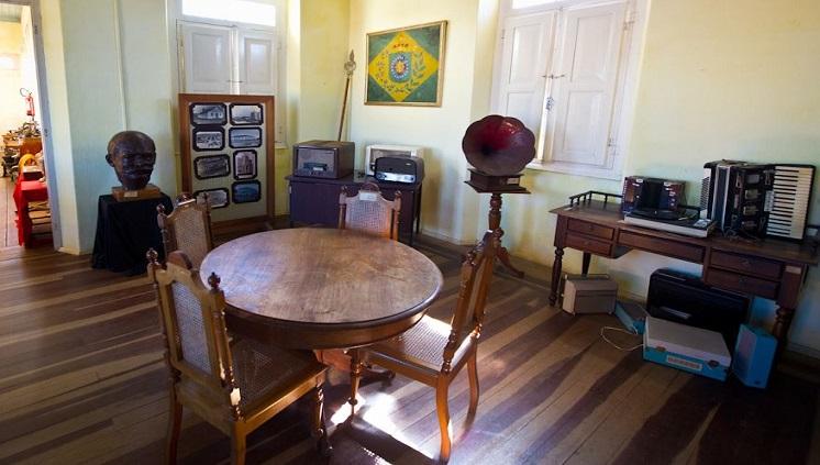Museu em São Lourenço do Sul. Foto: Prefeitura