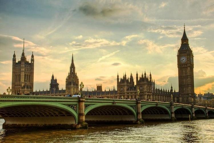 Destino de viagem: Londres