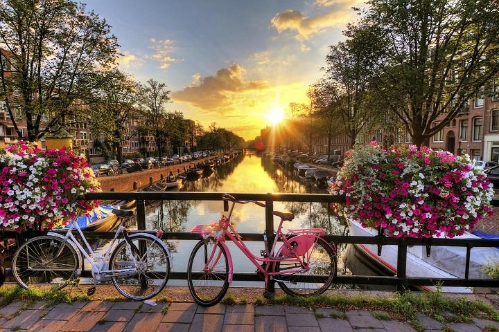 Roteiros de 2, 3 ou 5 dias em Amsterdã