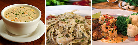 Outback Steakhouse apresenta novos pratos para o almoço