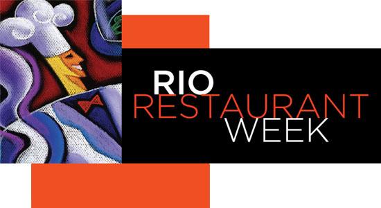 Restaurant Week no RIO DE JANEIRO