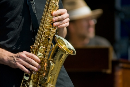 Festival de Jazz em Cancun