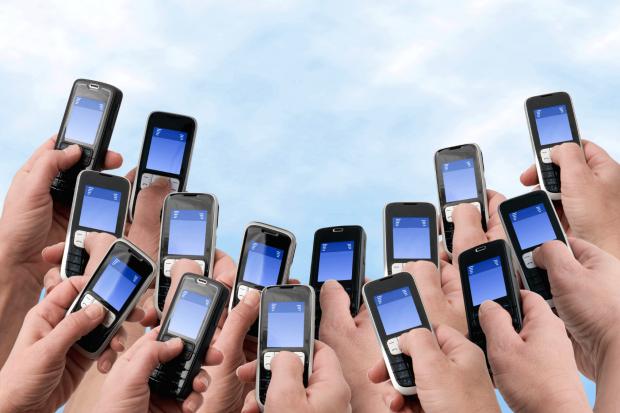 sms celulares