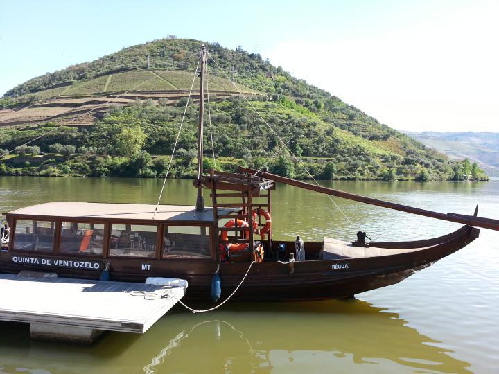 Barco Rabelo - Douro