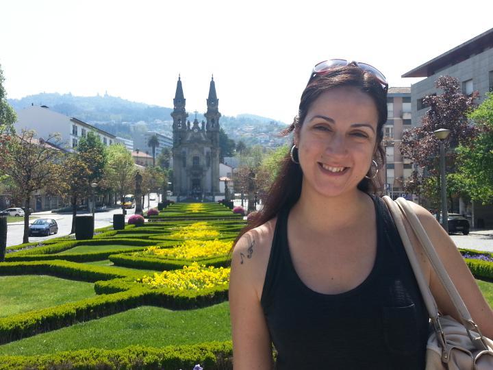 Viajante totalmente apaixonada por Guimarães