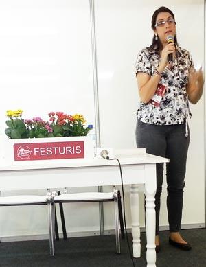 Naira Amorelli no Festuris 2013