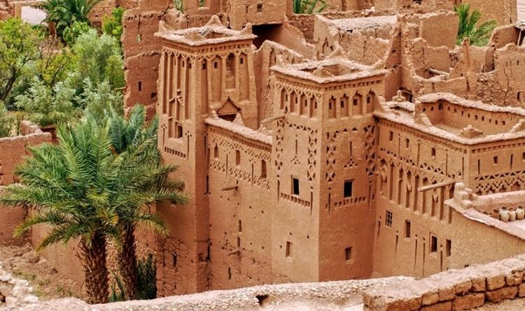 Aït-Ben-Haddou, Marrocos