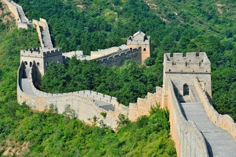 A Muralha da China