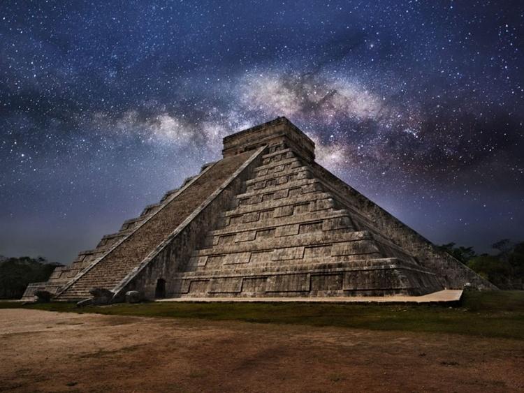 A Pirâmide de Iucatã, Chichén Itzá