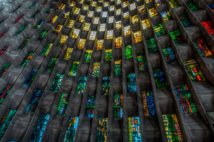 Coventry Cathedral, Coventry, UK