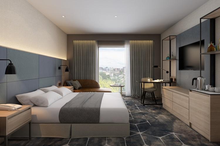 hotéis no Reino Unido