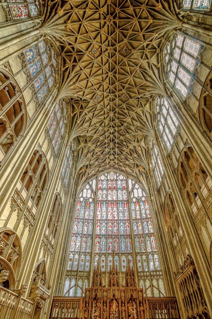 Gloucester Cathedral, Gloucester, UK