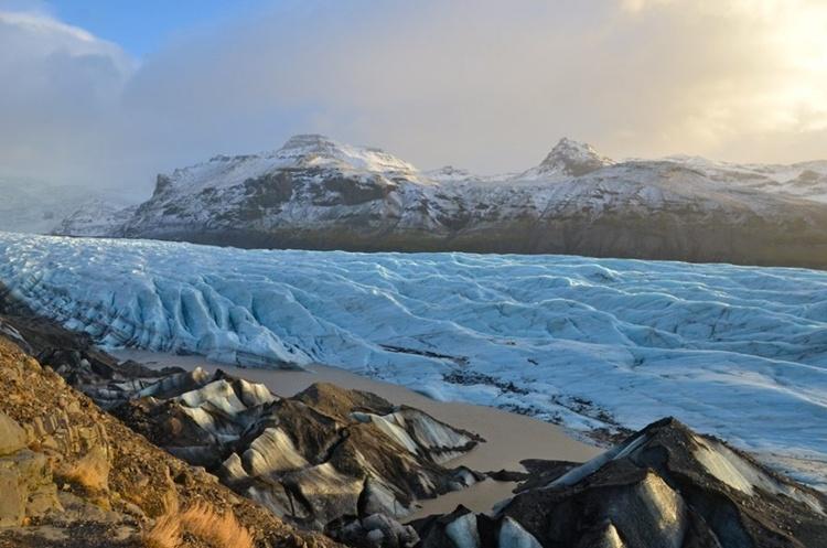Parque Nacional de Vatnajökull, Islândia