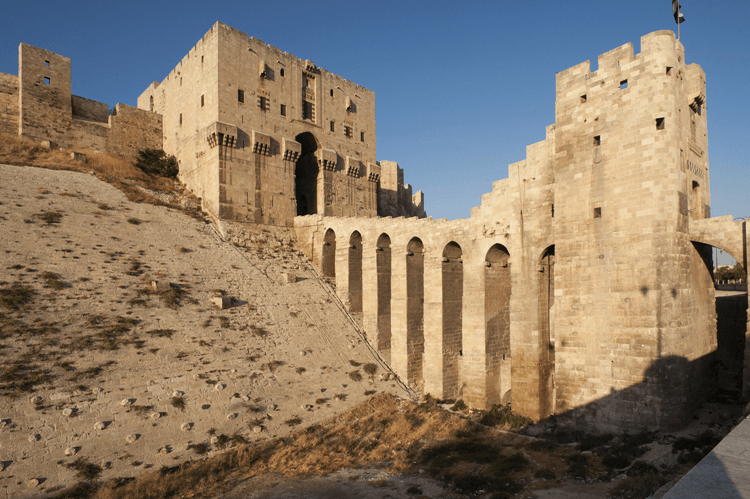 The Citadel of Aleppo, Aleppo, Syria