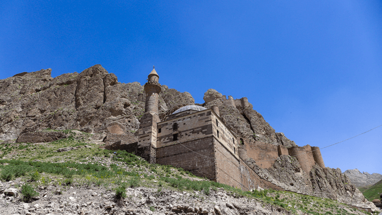 Urartian Castle, Dogubeyazit, Agri, Turkey