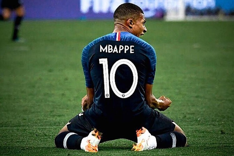 Campeã da Copa do Mundo