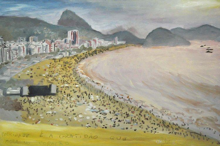 Exposição em São Paulo