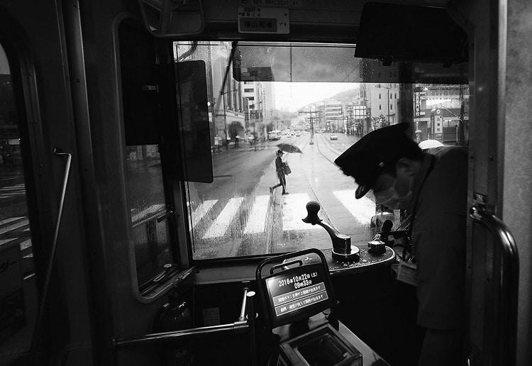 Fotógrafo de viagem