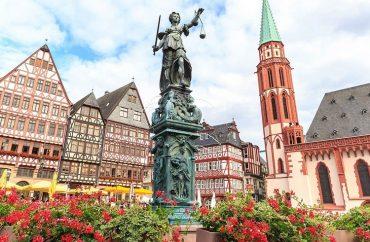 centro histórico frankfurt
