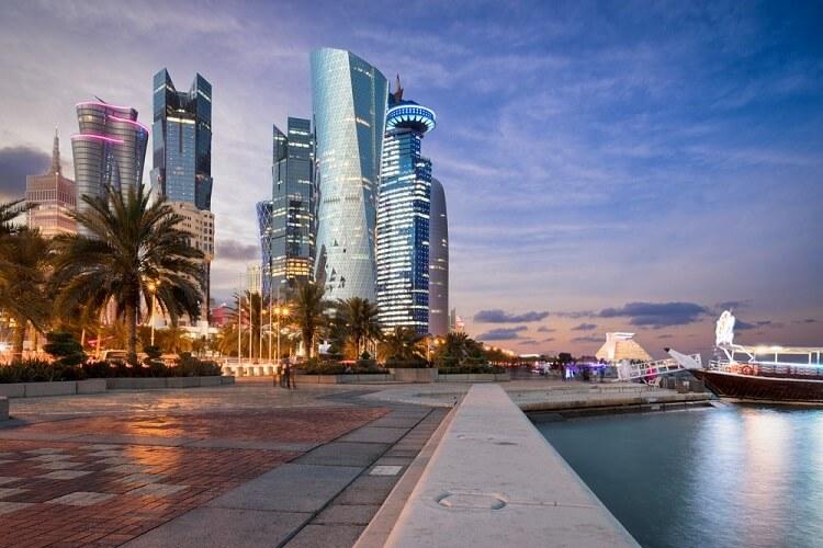 viajar para o Qatar