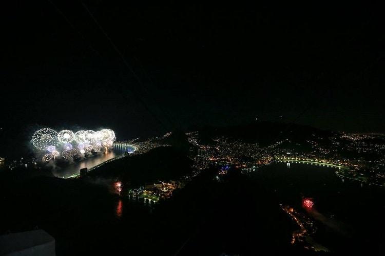 Réveillon no Rio