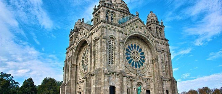 igreja de santa luzia viana do castelo