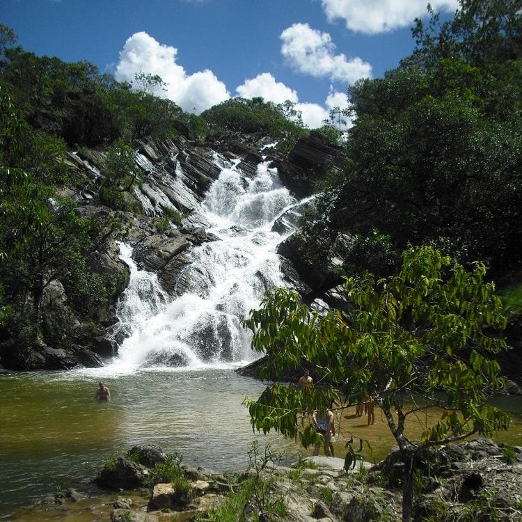 Piri, a terra das muitas cachoeiras