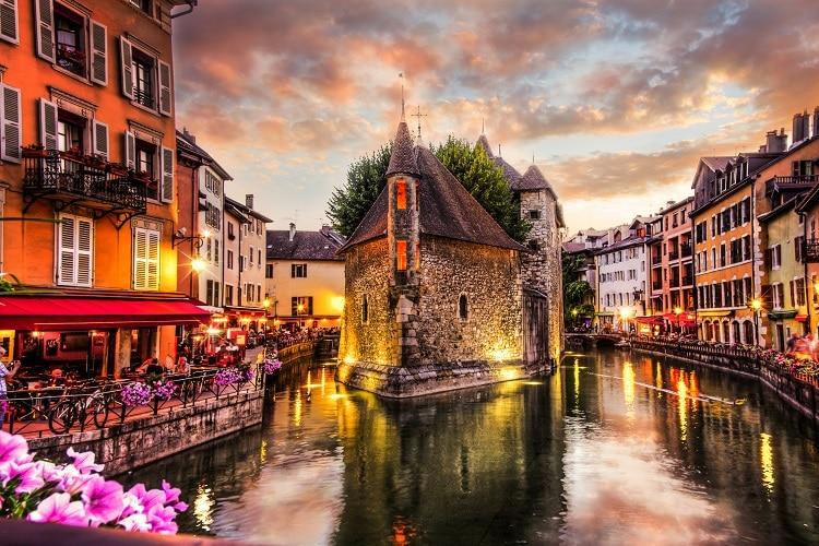 cidades românticas