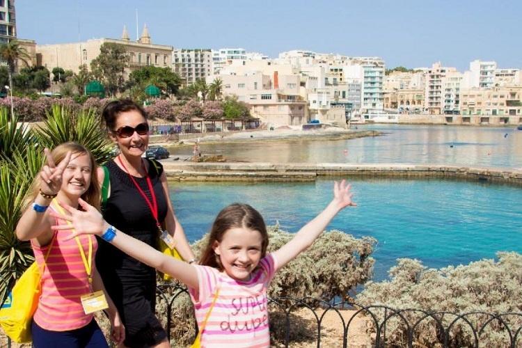 Intercâmbio em Malta