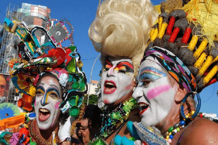 Carnaval Gay no Rio