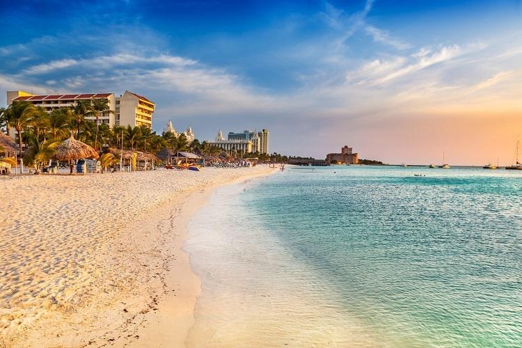 5 razões pra você viajar para Aruba