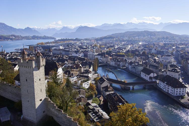 Suíça Central