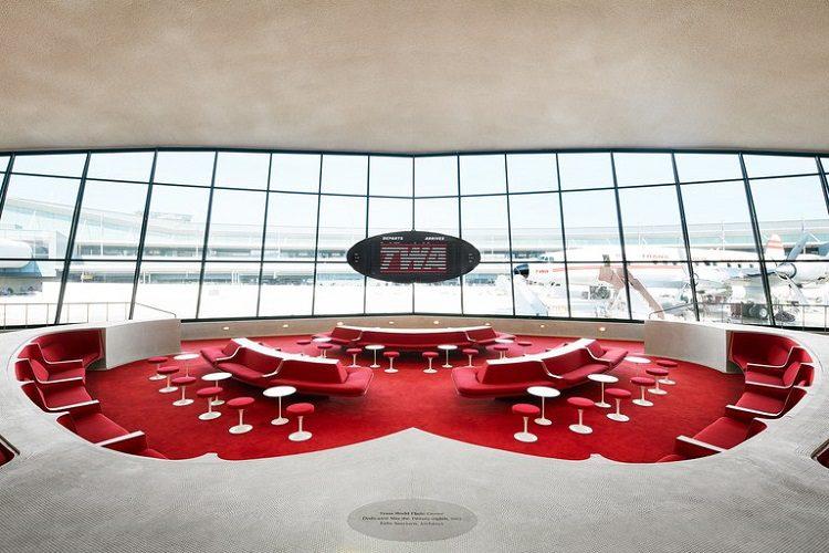 TWA Hotel, uma hospedagem única no Aeroporto JFK, em Nova York 3
