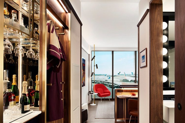 TWA Hotel, uma hospedagem única no Aeroporto JFK, em Nova York 1