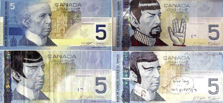 Spocking Five