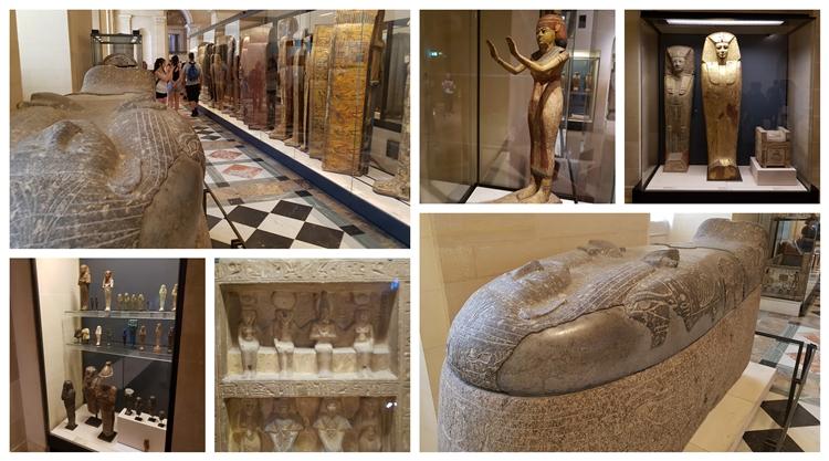 Visitando e conhecendo a História do Museu do Louvre 8