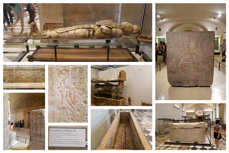 Visitando e conhecendo a História do Museu do Louvre 9