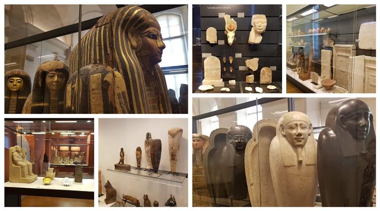 Visitando e conhecendo a História do Museu do Louvre 7