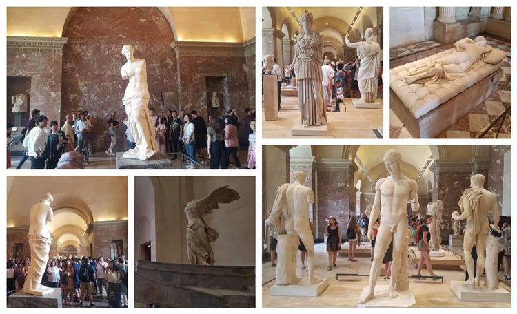 Visitando e conhecendo a História do Museu do Louvre 5