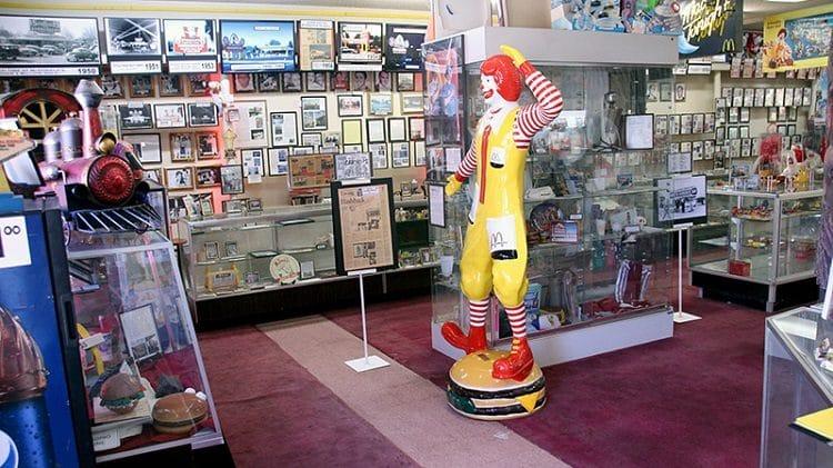 museu do McDonald's
