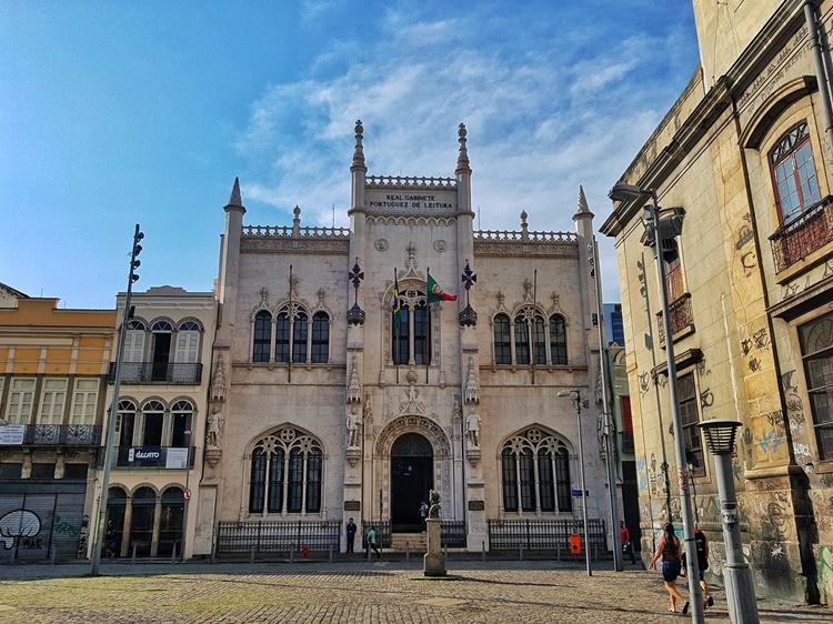 O que fazer no RJ: Visitar o Real Gabinete Português de Leitura 1