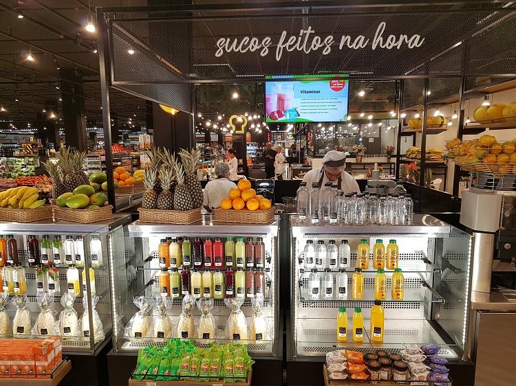 Grupo Pão de Açúcar reinaugura lojas com ambiente moderno e funcional 2