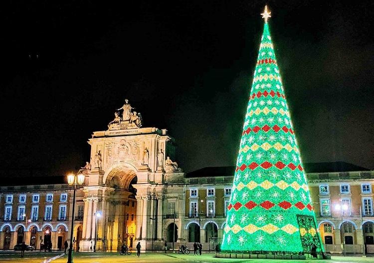 Natal em Lisboa
