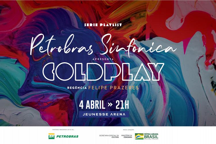 Coldplay Sinfônico