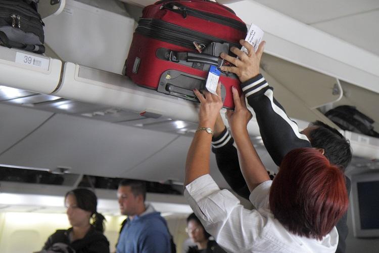 cobrar pela bagagem